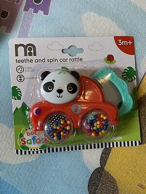 BNWT Teether And Rattle