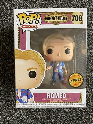 Romeo /& Juliet-Romeo #708 Limited Chase Edition NEUF Funko-Pop Movies