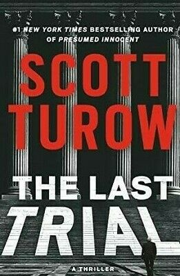 The Last Trial by Scott Turow 2020✅NOT PAPERBACK✅Digital Book🚀V-fast delivery