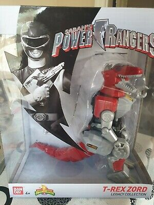 Mighty Morphin Power Rangers legacy collection T-REX ZORD - Bandai - NEUF