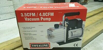 Vacuum Pump 3.5CFM 230v Two Stage Refrigeration A/C