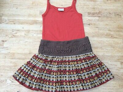 Girls Next skirt & top outfit, age 9, excellent condition