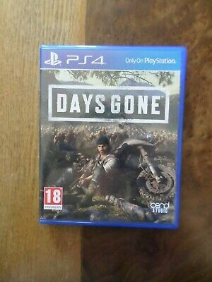 Days Gone ~ Ps4 ~ Really Excellent Condition