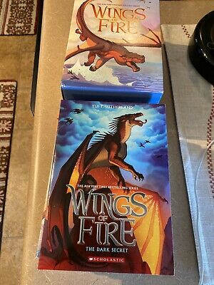 Tui T Sutherland Wings Of Fire The First 5 Books