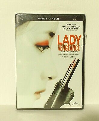 Lady Vengeance (DVD, 2006, Canadian) NEW AUTHENTIC REGION 1