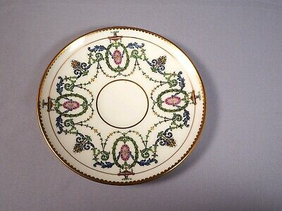 Minton H2581 Adam Saucer ONLY Neoclassical Ryrie Birks Antique