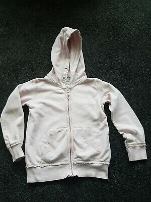 Girls Next Pale Pink Hoody Age 8