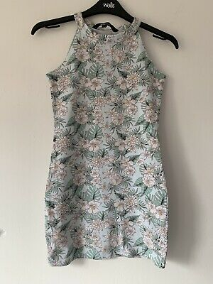 Girls New Look 915 Generation Floral Summer Dress Age 10 - 11 Years Old
