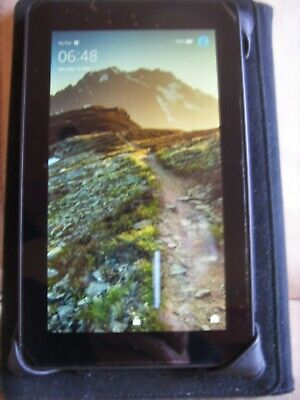 """Amazon Kindle Fire 7"""" 8Gb With Case Unregistered"""