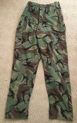 British army 1968 pattern combat trousers in DPM camouflage