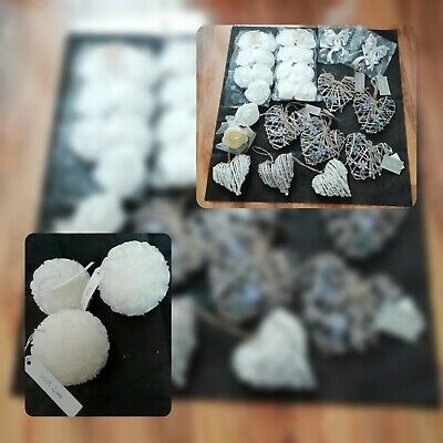 Job Lot Home Decor bundle, See extra photo for candles