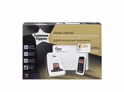Tommee Tippee Digital Sound and Movement Monitor (44100210)