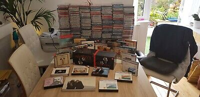 Very Large Collection Job Lot Of 494+ Classical Orchestral Opera chamber Cds