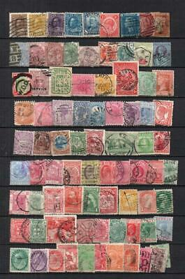 Commonwealth  Queen Victoria to King George V Stamps  Used  HCV  C20