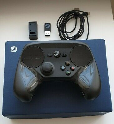 Valve Steam Controller inc. box, dongle and cable. Hardly used.