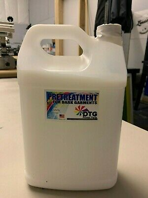 DuPont Pretreatment for Dark Garments / Direct to Garment