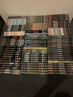 Joblot Dvds X100 Brand New