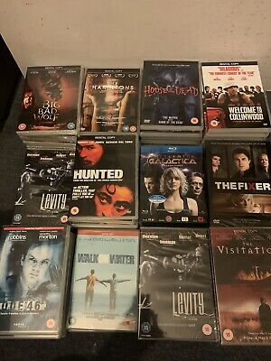 Joblot Dvds X100 Brand New Sealed