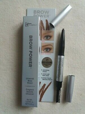 IT COSMETICS Brow Power Crayon à Sourcils Teinte Universelle - Miniature - Neuf