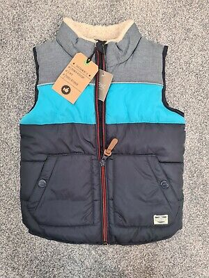 Next Boys Gilet / Bodywarmer, Age 18-24 months, New With Tags
