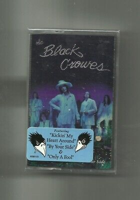 The Black Crowes By Your Side Columbia CT 69361 Sealed Cassette