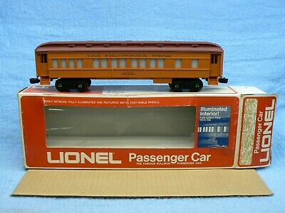 Lionel Milwaukee Road Tacoma Passenger Car 6-9504 with box