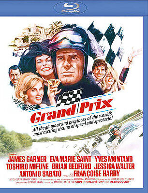 Grand Prix (Blu-ray, Region A) Very Good condition from personal collection!