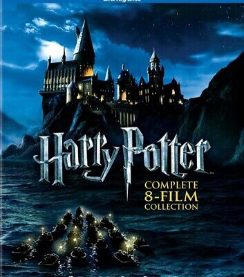 Harry Potter Complete 8-Film Collection Via VUDU HDX InstaWatch Digital Only
