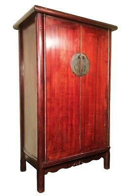 """Antique Chinese Ming """"MianTiao"""" Cabinet (3325), Circa 1800-1849"""