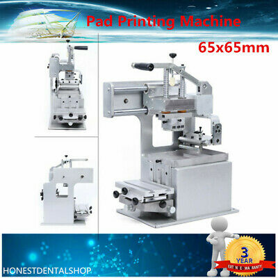 Upgraded Version Manual Pad Printer, Pad Printing Machine, Logo DIY Transfer New