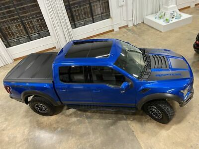 2019 Ford F-150 802a Raptor PERFORMANCE BLUE PECIAL ORDERED FORD PERFORMANCE RAPTOR ONE OF KIND!!!