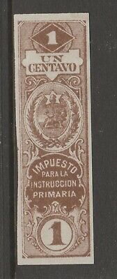Paraguay revenue stamp Fiscal - 5-24-20 -- scarce