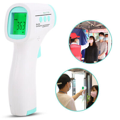 Forehead Thermometer Digital Termometro For Non-Contact Fever