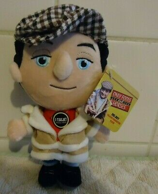 Fools /& Horses Talking Del Boy Plush-9078