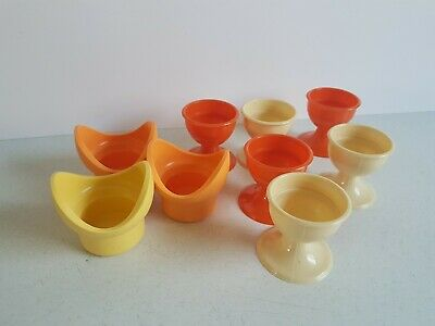 Tupperware and Other Egg Cup Lot