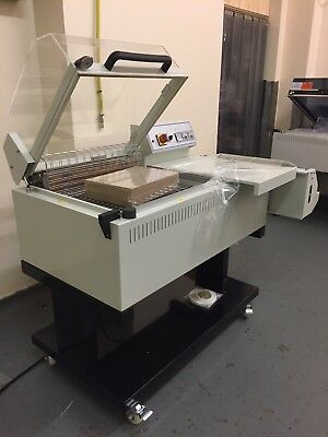 NEW shrink wrap machine all in one shrink wrapping  shrink wrapper  £1330+VAT