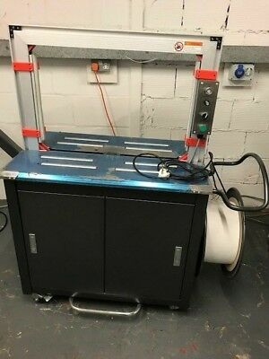 Automatic Strapping Machine, Banding Machine New Bander Strapper £2274 + Vat