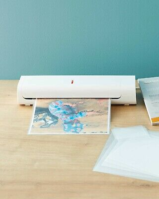 Script A4 Laminator - White - with starter kit -  NEW IN BOX!!