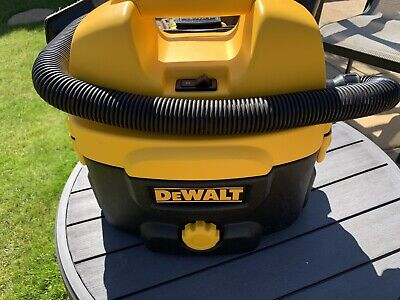Dewalt DC500 230v & 18v Hoover Nice Clean Condition