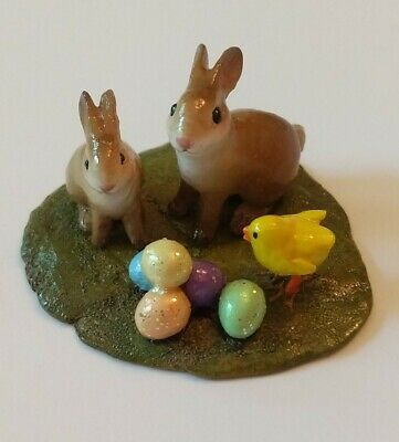 Wee Forest Folk Easter