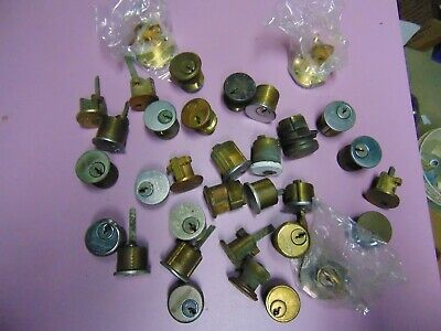 33  Mortise,Rim And Knob Locks   Cylinders  With Out  Keys         Locksmith