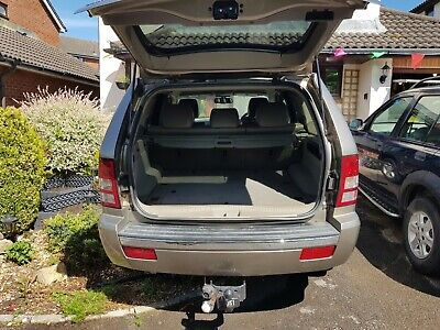 Jeep grand cherokee 3.0 crd 2006 automatic spares or repair