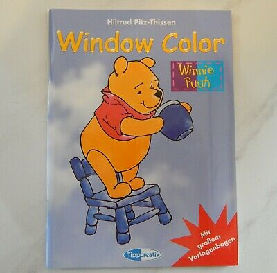 Window Color - Malvorlagen - Winnie Puuh