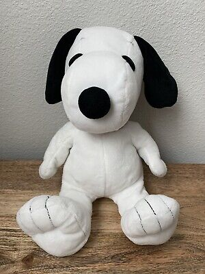 """Kohls Cares for Kids Snoopy 14"""" Inch Stuffed Plush Animal Charlie Brown Peanuts"""