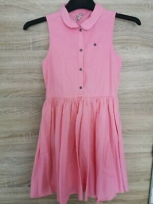 Girls Next Baby Pink Summer Dress Age 9 Years