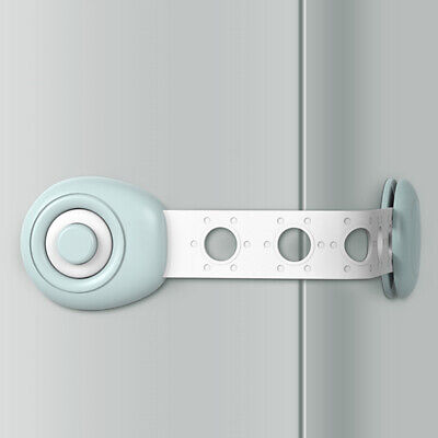 Practical Baby Safety Drawer Locks Children Security Protection Lock Cabinet 8C
