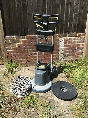 Karcher professional bds 43/duo c, Commercal Floor Cleaner/Polisher inc leads
