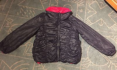 DKNY girl's reversible jacket  / vest size 12 years