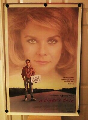 A Tiger's Tale  Movie Poster - Original