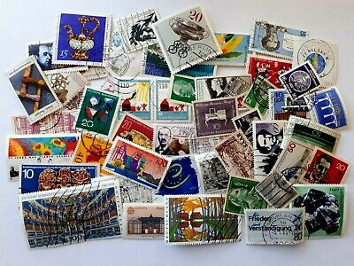 Mixed Germany Stamps Joblot 50 stamps